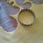 4) tagliate la pasta