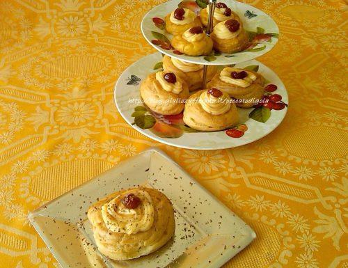 Zeppole di San Giuseppe fritte e al forno