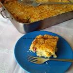 9) il gateau di patate (gattò e patane) pronto