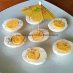 3) le uova sode pronte