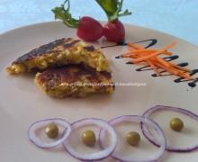 Frittata senza uova (per celiaci e vegani)