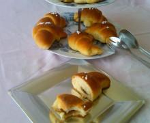 Pasta brioche e cornetti