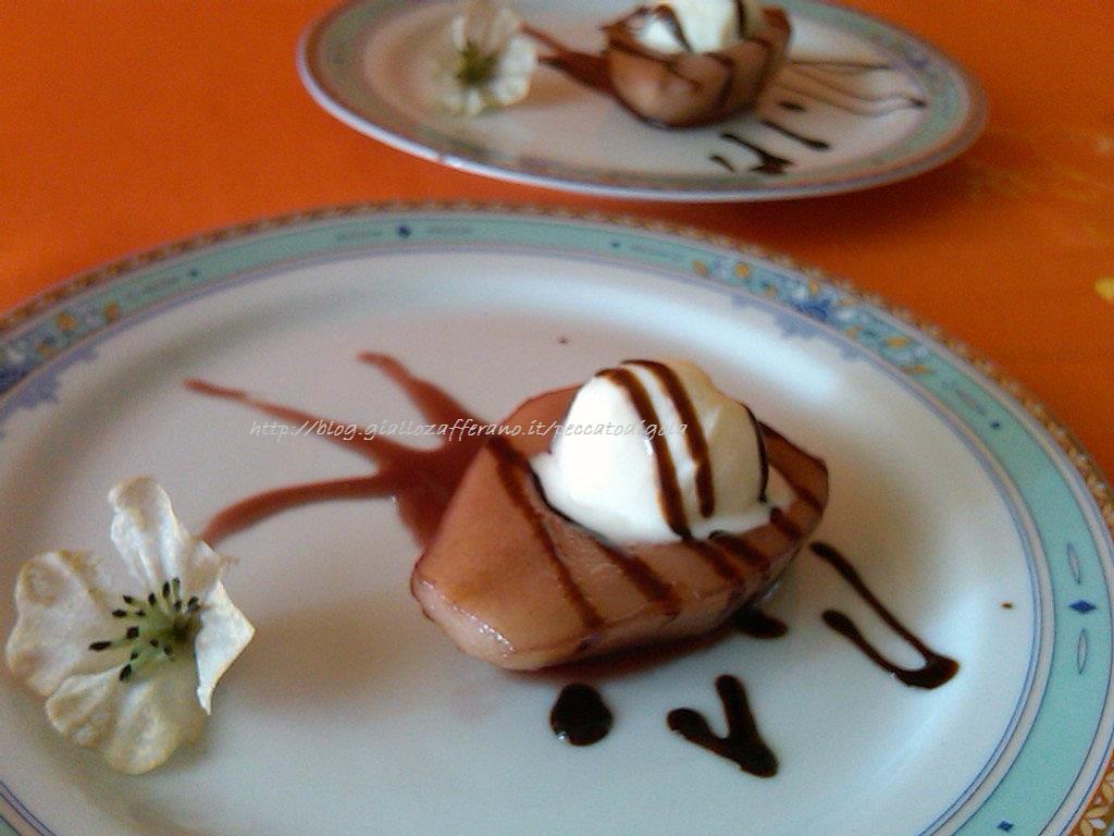 8) le pere con cuore gelato pronte