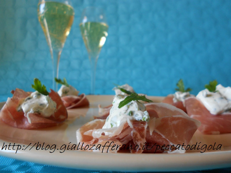 3) l'aperitivo veloce pronto