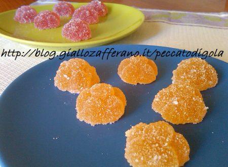 Gelèe di frutta - caramelle gommose