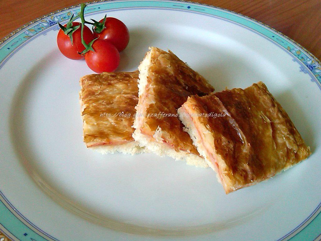 6) la pizza parigina pronta