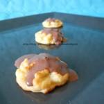 4) le patate duchessa bionde al cioccolato pronte