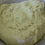 3) riducete in crema molto densa