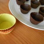 3) e spingeteli fuori dopo che si sarà rappresa la cioccolata