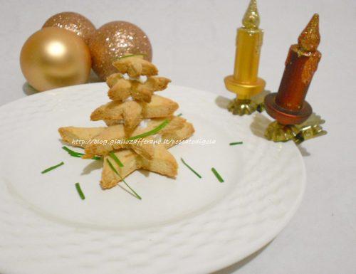 Alberi di Natale di parmigiano