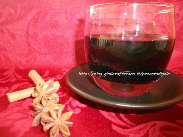 5) il vin brulè pronto