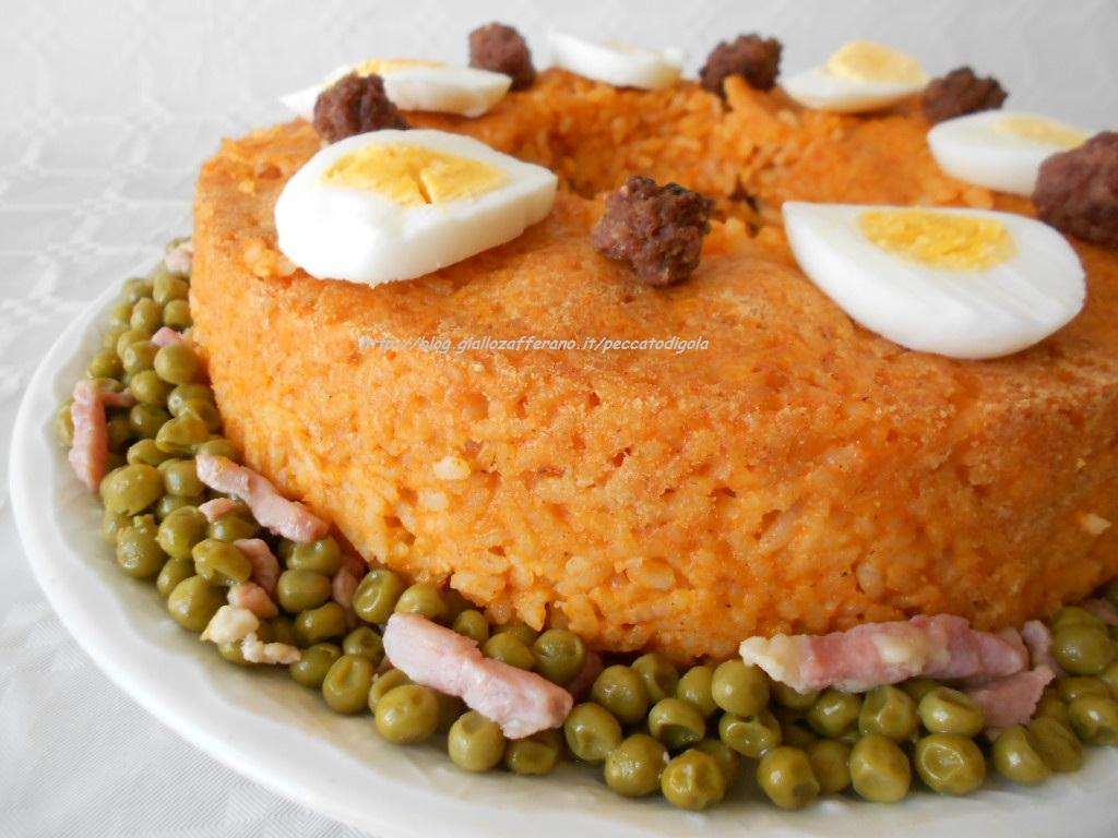7) il sartù di riso pronto