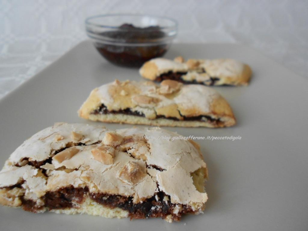 8) i biscotti all'amarena pronti
