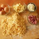 1) gli ingredienti in generale