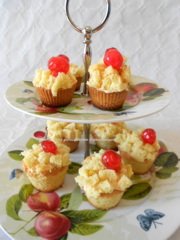 5) i mimosa cupcakes pronti