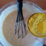 5) l'olio