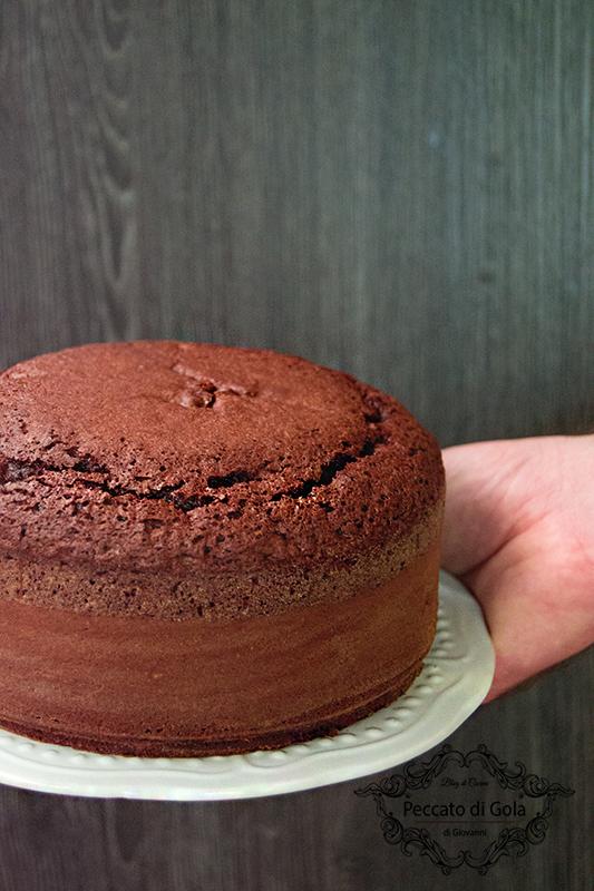 ricetta torta al cioccolato, peccato di gola di giovanni 2