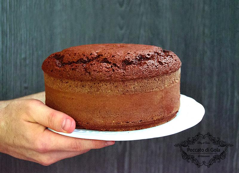 ricetta torta al cioccolato, peccato di gola di giovanni