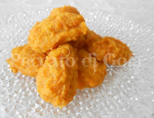 Biscotti morbidi alla carota