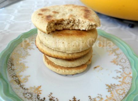 Biscotti al caffè cotti in padella