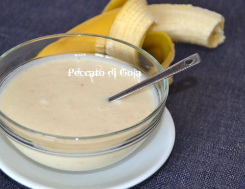 Yogurt alla banana