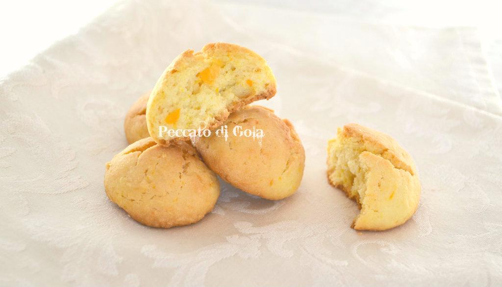 biscotti alla zucca, peccato di gola