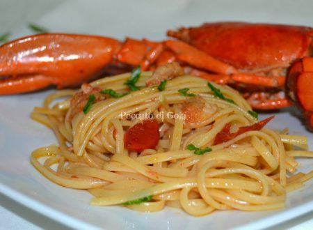 Linguine all'astice, ricetta primo piatto