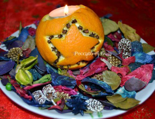 Decorazioni arance
