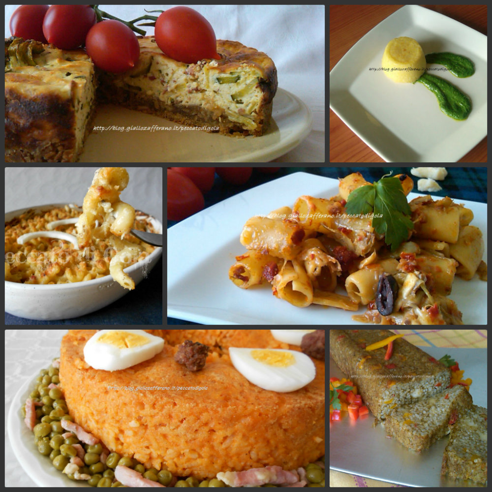 ricette primi piatti per capodanno