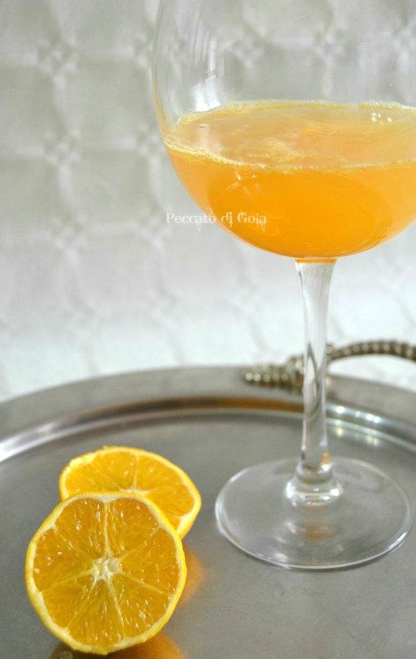 ricetta cocktail mimosa, peccato di gola
