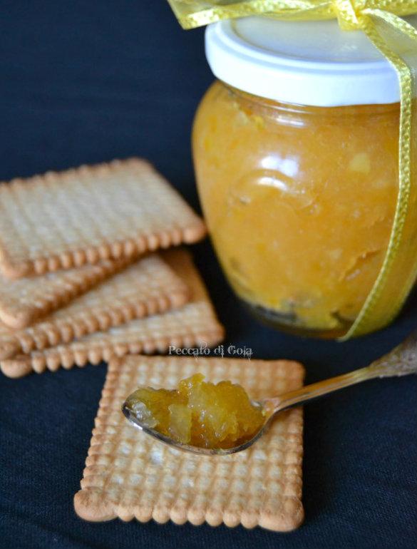 ricetta marmellata di arance, peccato di gola