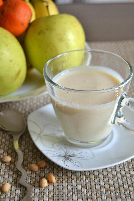 ricetta yogurt di soia, peccato di gola