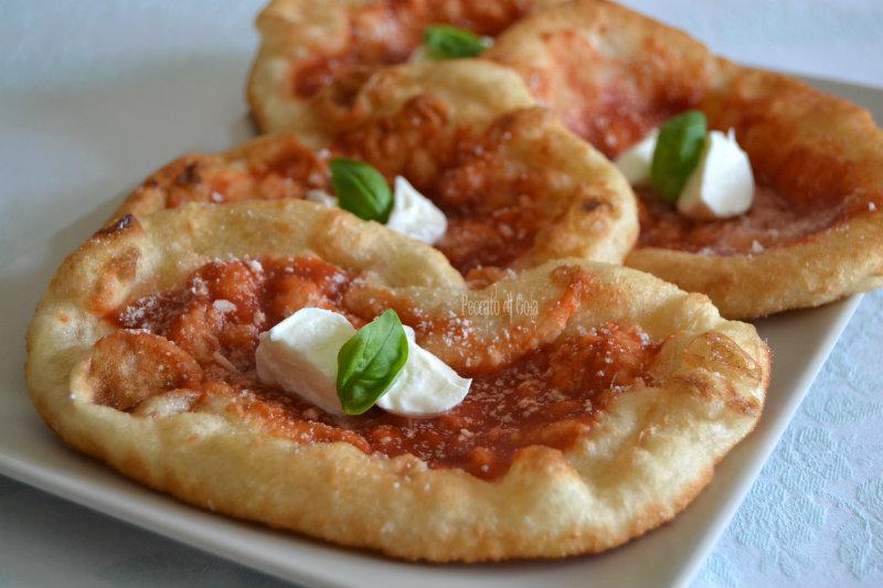 ricetta pizze montanare, peccato di gola