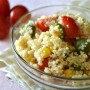 Insalata di cous cous, primo light