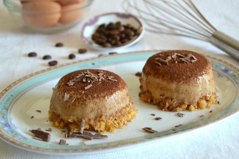 ricetta mini cheesecake tiramisù, peccato di gola
