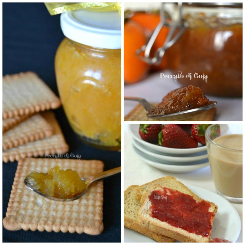Ricette marmellate fatte in casa for Marmellate fatte in casa senza zucchero