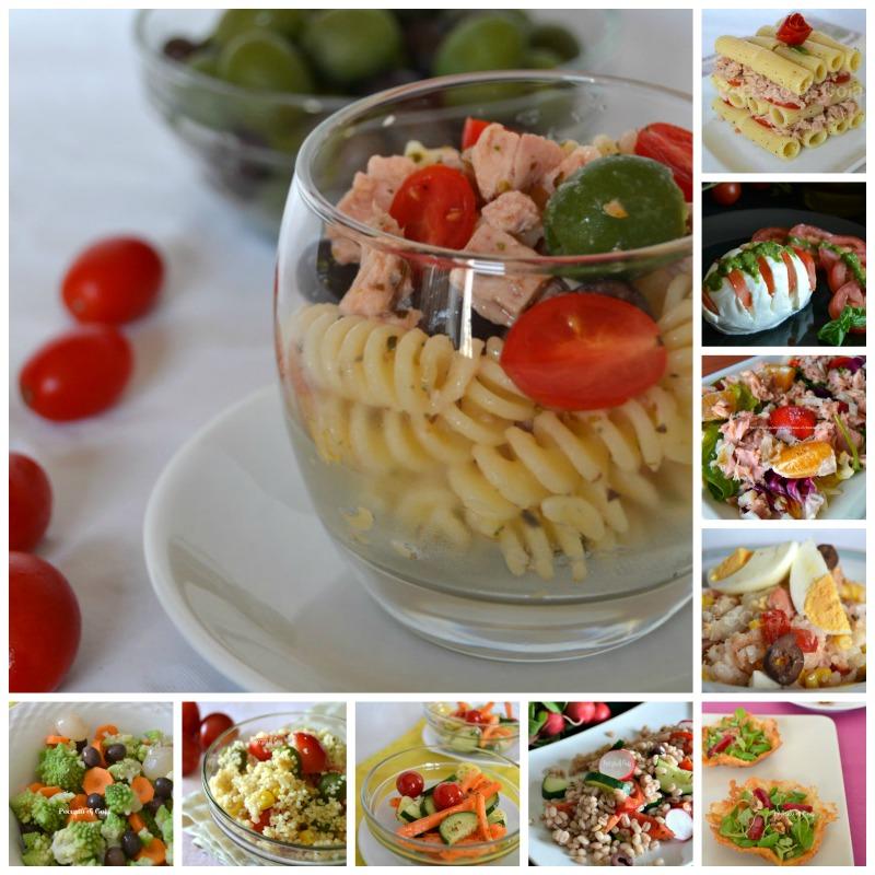 10 ricette di insalata, peccato di gola