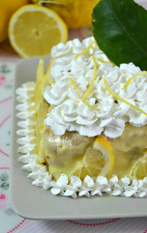 ricetta tiramisù al limone, peccato di gola
