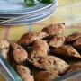 Cozze gratinate, antipasto di mare