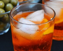 Spritz: l'aperitivo alcolico italiano