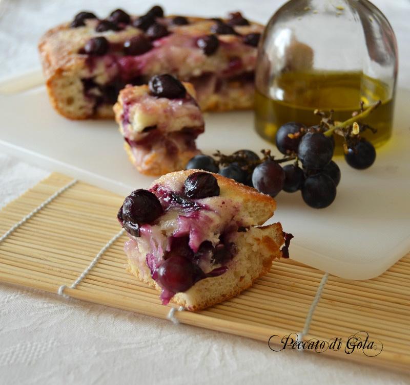 Ciaccia all'uva