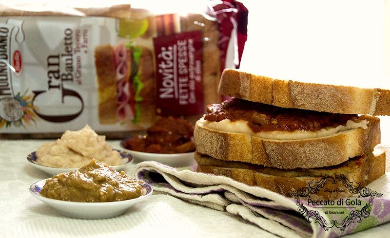 ricetta panino zighinì, peccato di gola