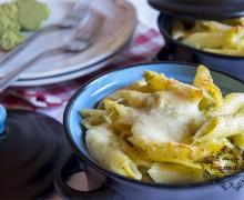 Pasta coi broccoletti al forno