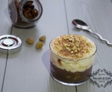 Trifle alla Nutella