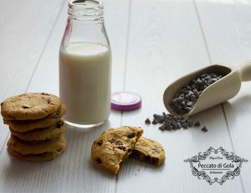 Cookies bacon e cioccolato