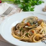ricetta spaghetti con le vongole, peccato di gola