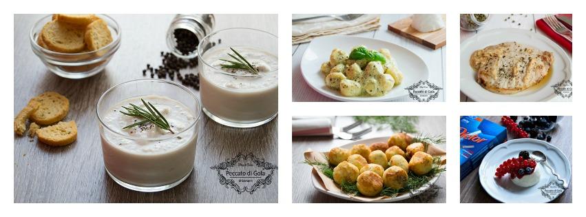 ricette menu di Natale 2015, peccato di gola