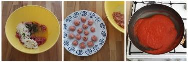 spaghetti with meatballs, peccato di gola 1