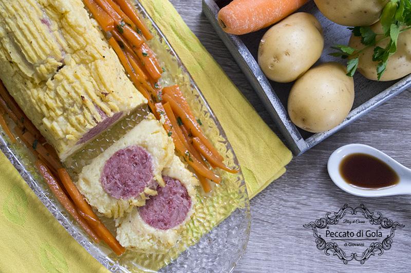 ricetta cotechino in crosta, peccato di gola