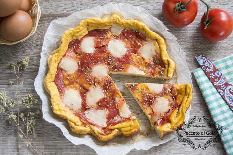 ricetta frittata alla pizzaiola, peccato di gola